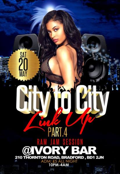 City to City Link Up May 20th 2017