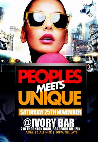 Peoples Meets Unique 25th November 2017