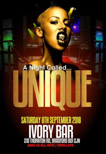 a night called unique 2nd Sept 2018