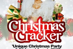 A-Night-called-unique-Christmas-Cracker-Dec-2019-flyer-side-A